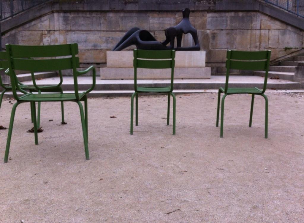 Aux Tuileries